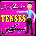 Learn English Tenses in Urdu icon
