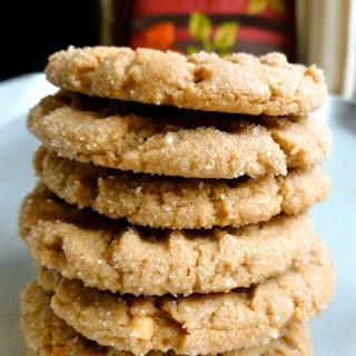 Vegan Peanut Butter Cookies | Gluten-free