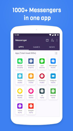 Messenger 1.6.9 gameplay | AndroidFC 1