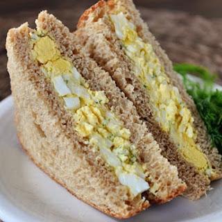 Classic Egg Salad Sandwich
