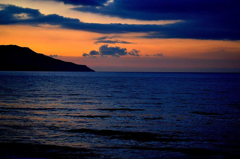 Mare al tramonto di gio97
