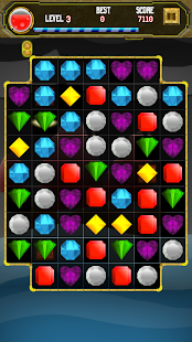 Jewels The lost treasure screenshot