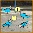 Brain Training! Hato Catch - Moving Concentration icon