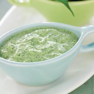 Svelte Green Goddess Dip
