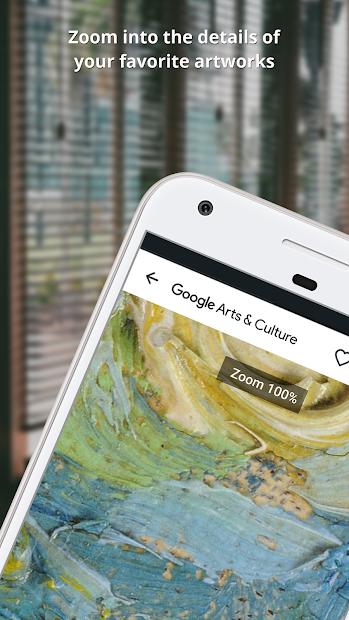 Google Arts & Culture Android App Screenshot