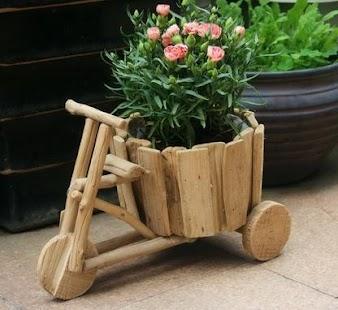 DIY Wood Craft Ideas Screenshot Thumbnail