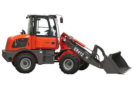 Everun ER412 | 4x4 | 50hk | Lyfter 1200kg