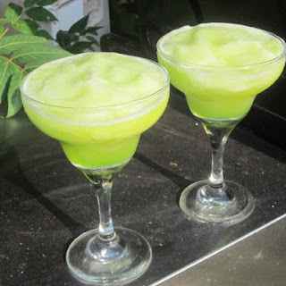 Frozen Key Lime Daiquiri