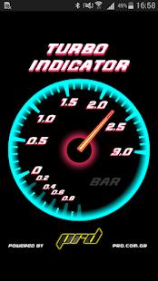 Turbo Indicator - náhled
