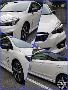 インプレッサ スポーツ GT6 2.0i-S EyeSightののカスタム事例画像 athuyukiさんの2018年07月11日18:29の投稿