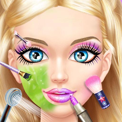 Pretty Girl Makeover Salon