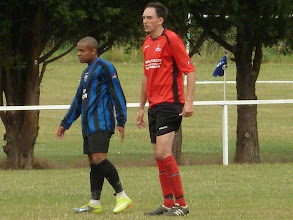 Photo: 13/08/11 v Potton United (United Counties League Div 1) 2-2 - contributed by Bob Davies