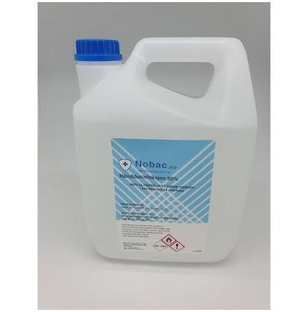 Nobac hånddesinfeksjon 12 liter