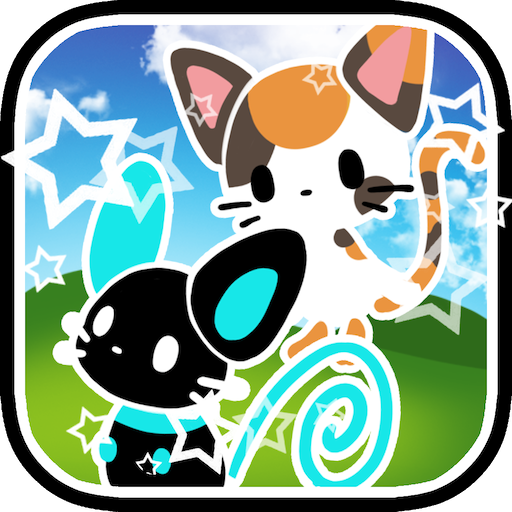 Nyaton -Mouse Paradise- 模擬 LOGO-玩APPs
