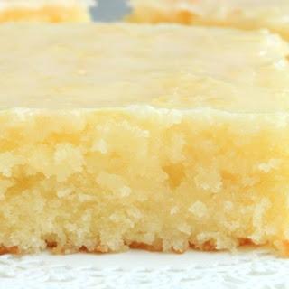Lemon Brownies Recipes