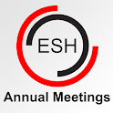 ESH Annual Meetings icon