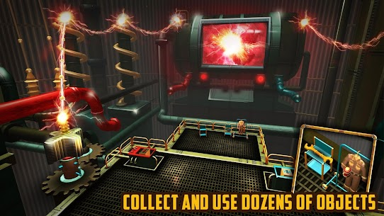 Escape Machine City: Airborne App Download for Android and iPhone 7