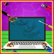 Laptop Repair - Repairer Shop Game