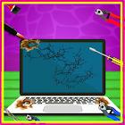 Reparo de laptop - jogo de reparador icon