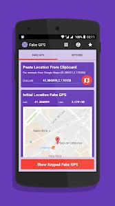 Keypad GO - Fake GPS Premium v1.1.1