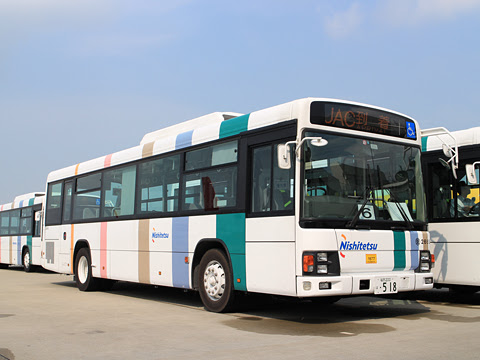 西日本鉄道 福岡空港ランプバス 2665 その1