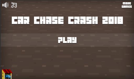 Car Chase Crash 2018  captures d'écran 2