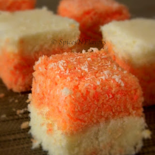 Orange Coconut Bar Recipes