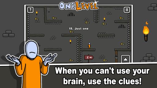 One Level: Stickman Jailbreak 1.1 screenshots 5