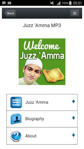 Juz Amma Mp3