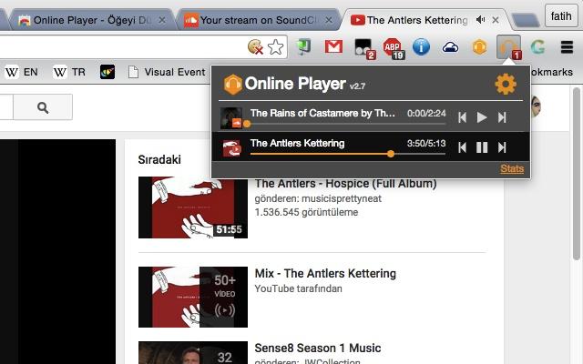 Online Player
