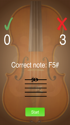 Violin Tuner Tools 2.42 screenshots 4