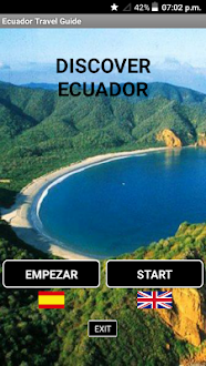 ECUADOR Offline Travel Guide Gratis