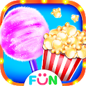 Unicorn Fair Food Maker – Yummy Carnivals Treats icon