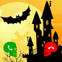 Ghost Theme HD Caller Id icon