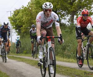 """Net geen overwinning voor Stan Dewulf in de Ronde van Wallonië: """"Het is een sterk beest"""""""