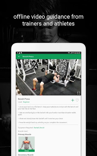 Fitvate - Home & Gym Workout Trainer Fitness Plans 6.8 screenshots 13