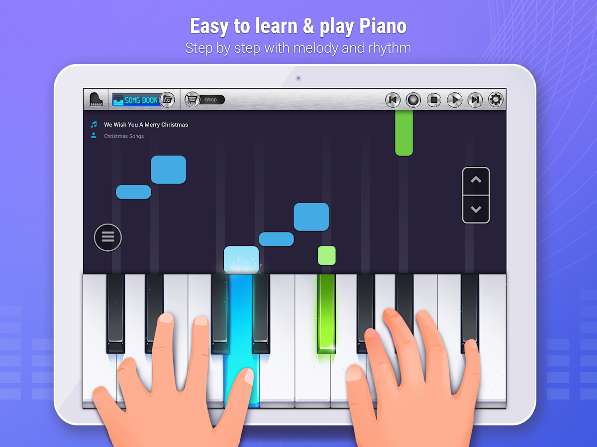 Pianist HD : Piano +- screenshot