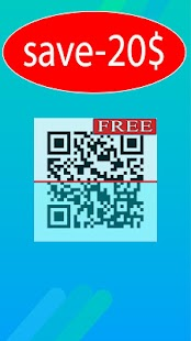 Free QR Code Scanner Screenshot