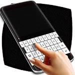 Keyboard Black And White Theme Icon