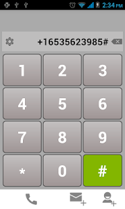 Easy Phone Dialer screenshot 3