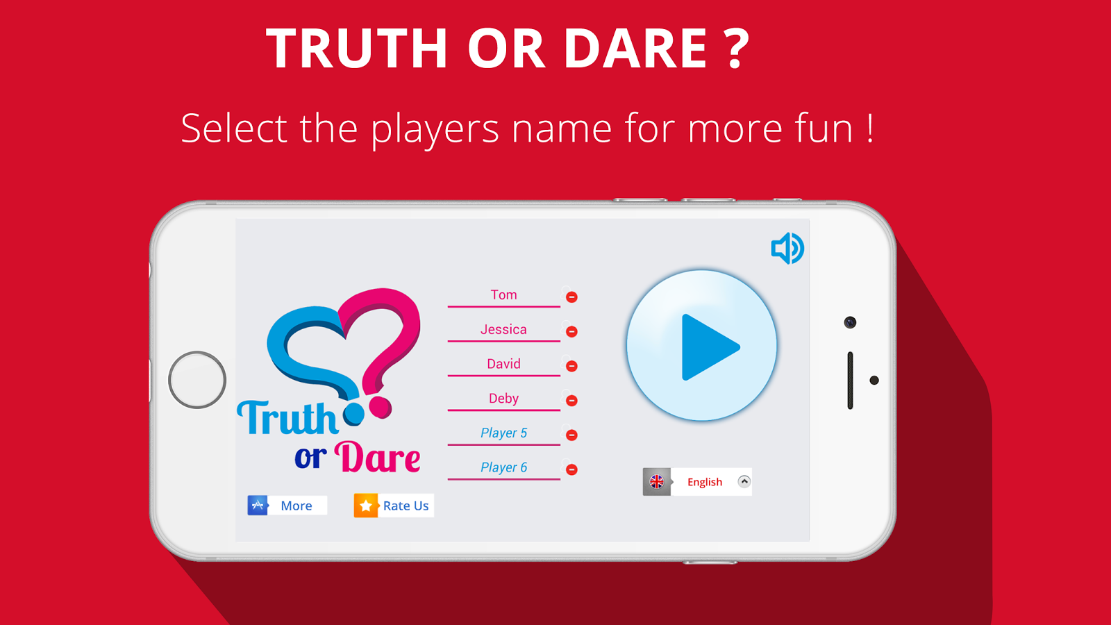 Truth or Dare adult- screenshot