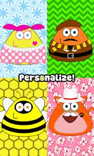 Pou Mod APK Latest Version Download Unlimited (Coins / Items) -Updated 2020 3