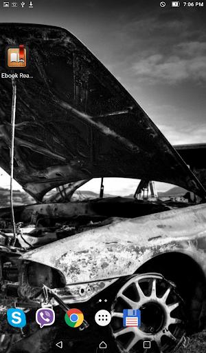 Custom cars. Live wallpaper