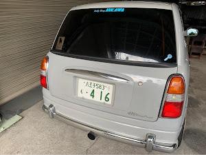 ミラジーノ L700S H10年式ミラTRを外装、内装をミラジーノにスワップのカスタム事例画像 hikoさんの2019年10月03日15:44の投稿