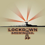 Logo for Lockdown Brewery