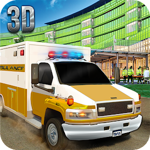 City Emergency Rescue Heroes for PC and MAC