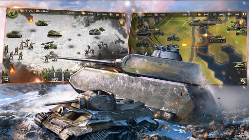 World War 2: WW2 Strategy Games 2.7.2 screenshots 20