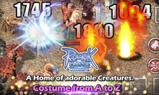 Ragnarok Classic MMORPG 5.8.0 screenshots 5