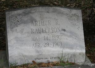 Photo: Arthur R Raulerson 2n Picture