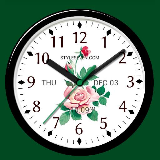 Skin Analog Clock-7 PRO